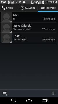 Call & Text apk screenshot