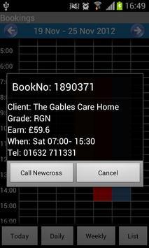 Newcross Mobile App apk screenshot
