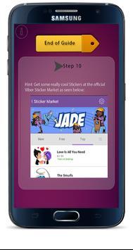 Info Guide for Viber apk screenshot