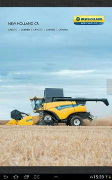 New Holland Ag Brochures poster