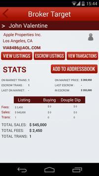 Broker Target apk screenshot