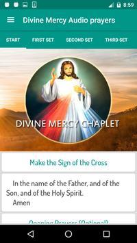 Divine Mercy Audio Prayers apk screenshot