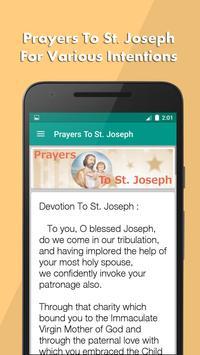 St. Joseph Novena Prayers apk screenshot