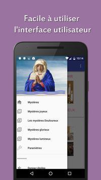 Saint Rosaire Français apk screenshot