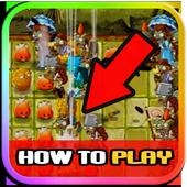 Guide :Plants vs Zombies 2 Go icon