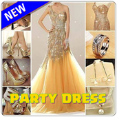 NEW PARTY DRESS IDEAS icon