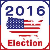 Election 2016 icon