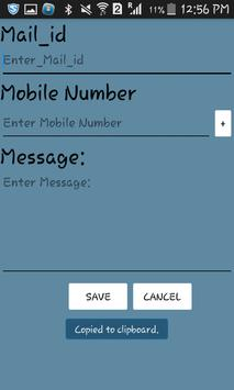 HandSetSave apk screenshot