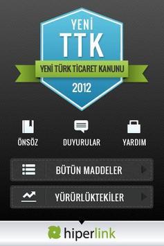 Türk Ticaret Kanunu - Yeni TTK apk screenshot