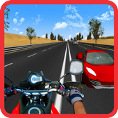 Guides Traffic Rider icon