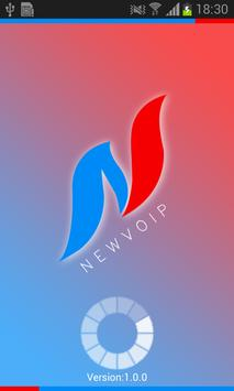 Newvoip poster