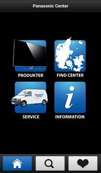Panasonic Center poster