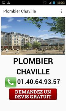 Plombier Chaville poster