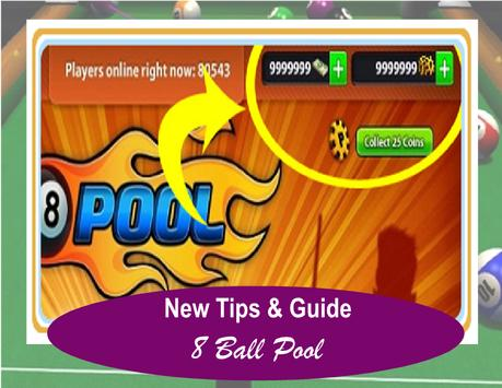 Guide For 8 Ball Pool . poster