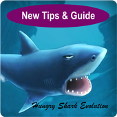 Guide Hungry Shark Evolution . icon
