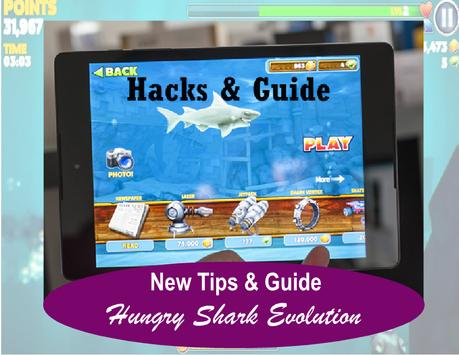Guide Hungry Shark Evolution . poster