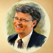 Bill Gates Quotes Collection icon