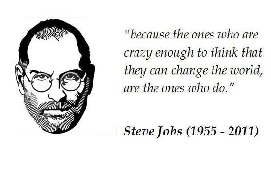 Steven jobs quote collection apk screenshot