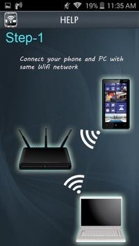 Wifi FTP - Wifi File Transfer apk screenshot