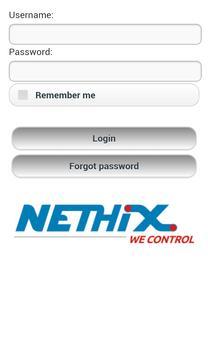 Nethix we500 poster