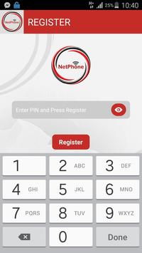 NetPhone apk screenshot