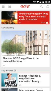 OGE Member News Mobile apk screenshot