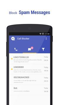 Call Blocker Free - Blacklist apk screenshot