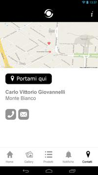CV Giovannelli apk screenshot