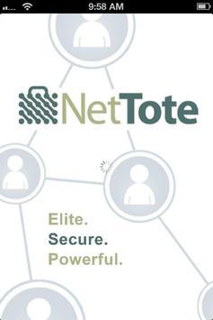 NetTote poster
