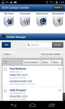 ACN Contact Centre apk screenshot