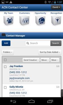 ACN Contact Center apk screenshot