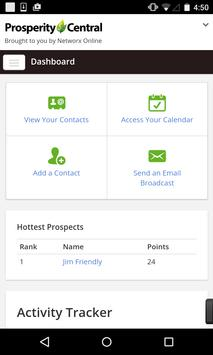 Prosperity Central Mobile apk screenshot