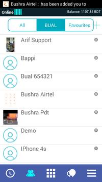 BUAL apk screenshot