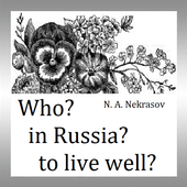 To whom in Russia to live well icon