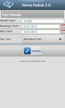Nevra Hukuk Pratik apk screenshot