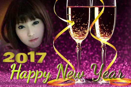 New Year 2017  Photo Frames apk screenshot