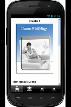 Term Holiday Loans apk screenshot