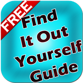 Find It Out Yourself Guide icon