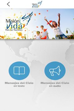 MISION VIDA APP apk screenshot
