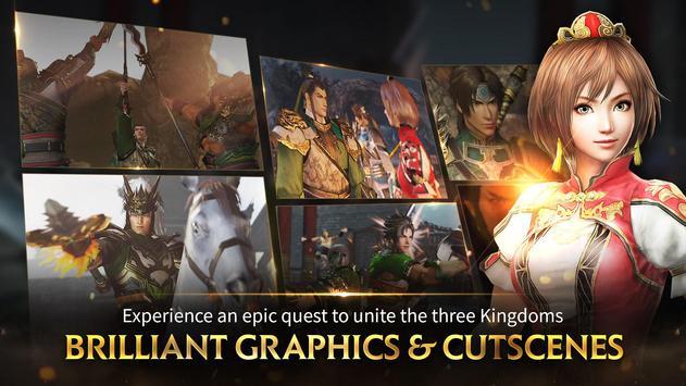 Dynasty Warriors: Unleashed apk screenshot