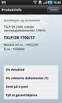 Nexans apk screenshot
