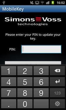 SimonsVoss MobileKey apk screenshot