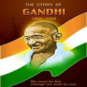 The Story Of Gandhi(Demo ver.) icon