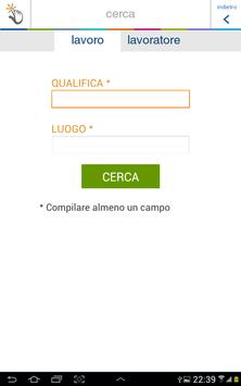 Cliclavoro HD apk screenshot