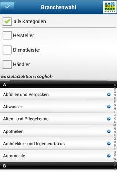 Umweltpakt Bayern apk screenshot