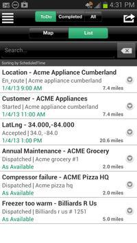 NexTraq Connect Worker App apk screenshot