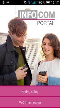 InfoCom Portal poster