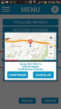 Viendo por Bogotá apk screenshot