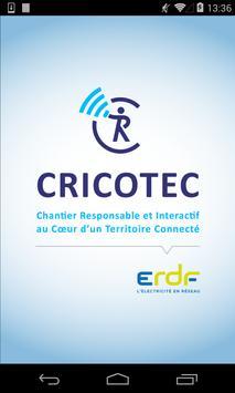 CRICOTEC poster