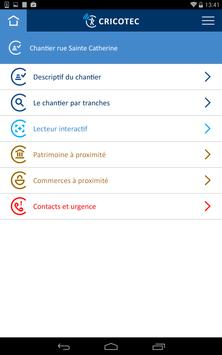 CRICOTEC apk screenshot